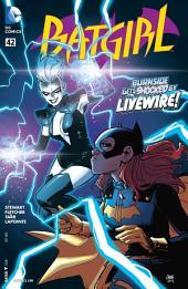 Batgirl (2011-) #42