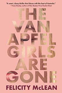 The Van Apfel Girls Are Gone Book
