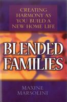 Blended Families PDF