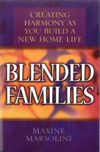 Blended Families Book