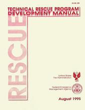 Technical Rescue Program Development Manual
