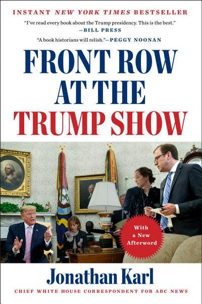 Download Front Row at the Trump Show Book