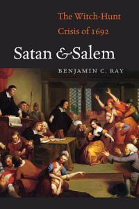 Satan and Salem Book