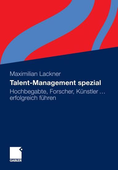 Talent Management spezial PDF
