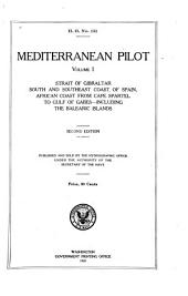 Mediterranean Pilot: Volume 1, Issue 151