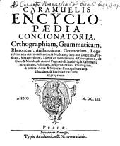 Encyclopaedia concionatoria