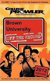 Brown University 2012