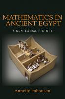 Mathematics in Ancient Egypt PDF
