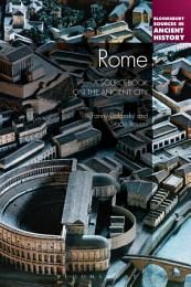 Rome: A Sourcebook on the Ancient City