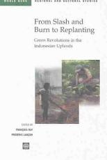 From Slash-and-burn to Replanting