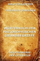 Wörterbuch der philosophischen Grundbegriffe