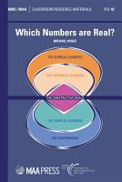 Which Numbers Are Real  PDF