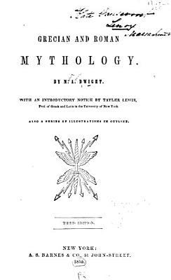 Grecian and Roman Mythology PDF