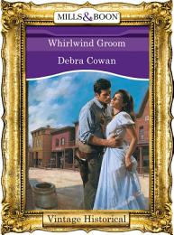 Whirlwind Groom (Mills & Boon Historical)