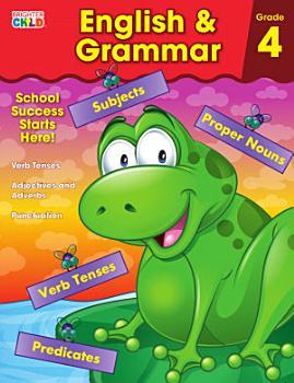 English   Grammar Workbook  Grade 4 PDF
