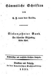Sämmtliche Schriften von van der Velde, Karl Franz: Band 17