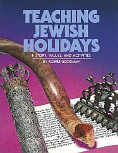 Teaching Jewish Holidays PDF
