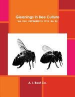 Gleanings in Bee Culture, Vol. XLIII, December 15, 1915, No. 24