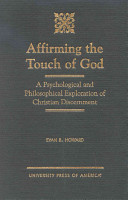 Affirming the Touch of God PDF