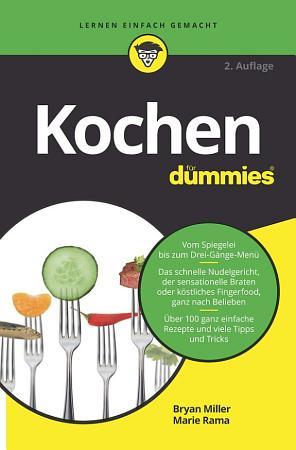 Kochen f  r Dummies PDF