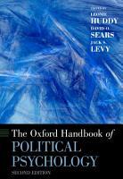 The Oxford Handbook of Political Psychology PDF