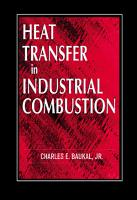Heat Transfer in Industrial Combustion PDF