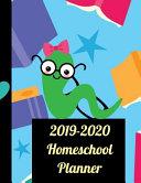 2019 2020 Homeschool Planner Book