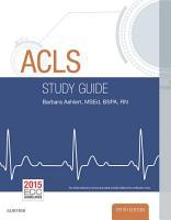 ACLS Study Guide   E Book PDF