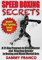 Speed Boxing Secrets PDF