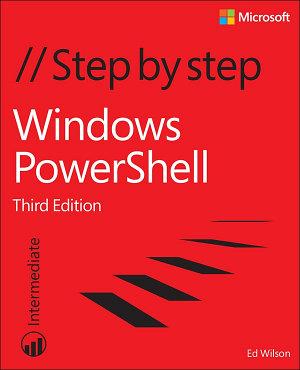 Windows PowerShell Step by Step PDF