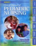 Wong s Clinical Manual of Pediatric Nursing PDF