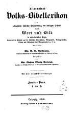 Allgemeines Volks Bibellexicon PDF