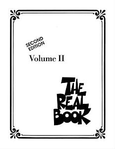 The Real Book   Volume II Book