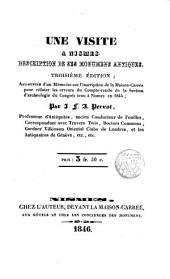 Une visite à Nismes: Description de ses monumens antiques