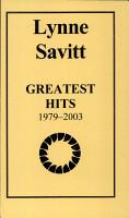 Lynne Savitt Greatest Hits PDF