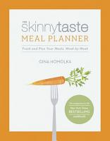The Skinnytaste Meal Planner PDF
