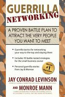 Guerrilla Networking PDF
