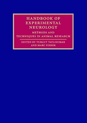 Handbook of Experimental Neurology