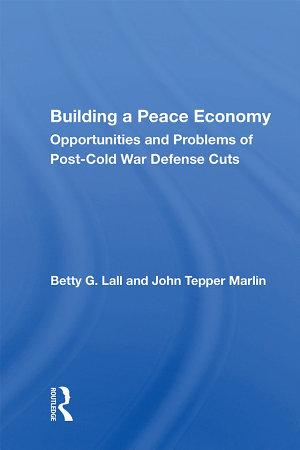 Building A Peace Economy PDF