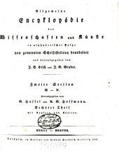 Allgemeine Encyklopädie der Wissenschaften und Künste: in alphabetischer Folge. ¬Section ¬2, H - N ; Theil 6, Heräa - Herpes. 2,6