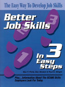 Better Job Skills in 3 Easy Steps