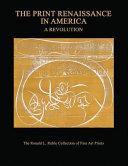 The Print Renaissance in America: A Revolution