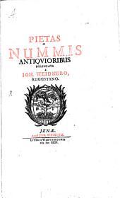 Pietas ex nummis antiquioribus delineata