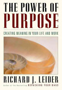 The Power of Purpose PDF
