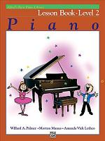 Alfred's Basic Piano Library Lesson Book