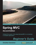 Spring MVC Beginner s Guide   Second Edition PDF