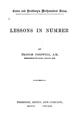 Lessons in Number