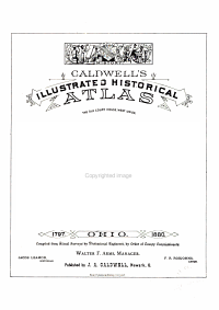 Caldwell s Illustrated Historical Atlas of Adams County  Ohio PDF