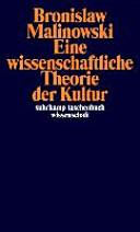 Eine wissenschaftliche Theorie der Kultur PDF