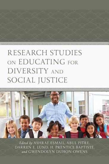 Research Studies on Educating for Diversity and Social Justice PDF